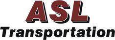 Asl transportation logo