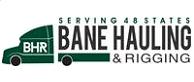 Bane hauling   rigging