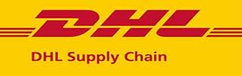 Dhl supply chain logo