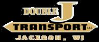 Transparent logo with address