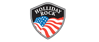 Holliday rock logo