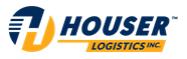 Houser logistics logo