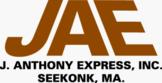 J anthony express inc logo