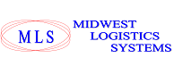 Midwest logistics systems logo