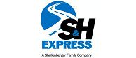 S g express logo