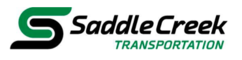 Saddle creek transportation