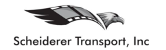 Scheiderer transport inc