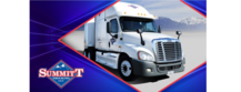 Summitt trucking llc logo