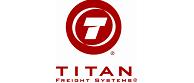 Titan freight logo